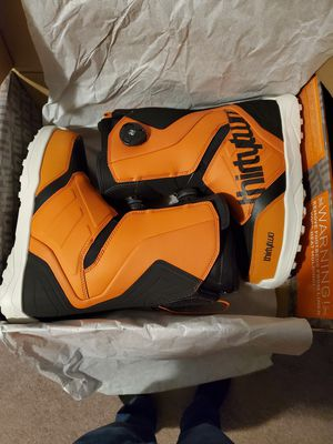 32 Thirty Two Lashed Double Boa Snowboard Boots for Sale in Lodi, NJ
