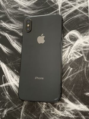 Factory unlocked IPhone X 64gb for Sale in Boston, MA