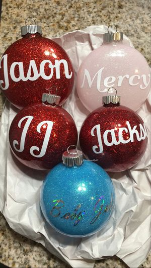 Custom Christmas Ornaments for Sale in Westminster, CA