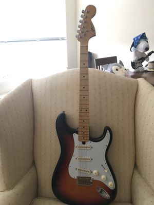Memphis Stratocaster Copy Electric Guitar (pre-lawsuit) for Sale in Alexandria, VA
