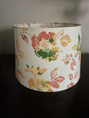 Floral Lampshade for Sale in Alexandria, VA