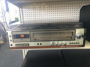 Sony HMK-229 Stereo Music System for Sale in Tampa, FL