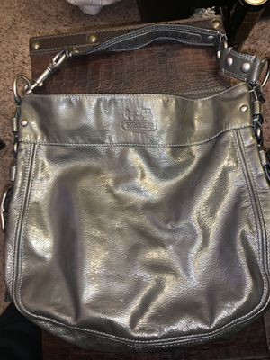 Coach shoulder bag for Sale in Estacada, OR