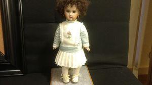 "Gorgeous Bisque 11 1/2"" Jumeau Porcelain Doll for Sale in Sacramento, CA"