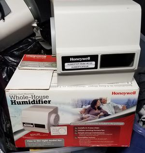 Honeywell HE 120 Whole House Humidifier for Sale in Scotch Plains, NJ
