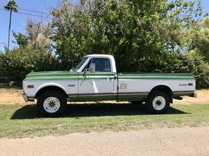 1971 GMC C20 Sierra Grande for Sale in Glendale, AZ