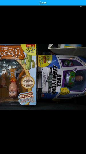 Toy Story signature collection rare for Sale in Alexandria, VA
