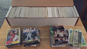 Baseball card collection for Sale in Summerville, SC