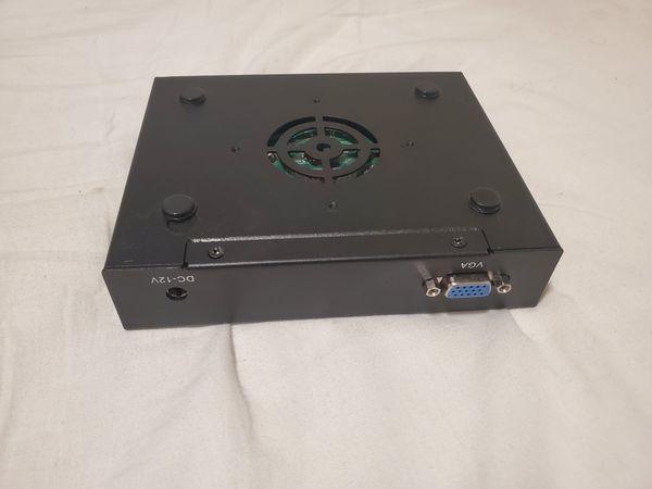 Mini PC For Router Celeron J1900, 4GB, 30 GB msata, 4 Ethernet Ports
