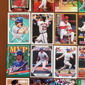 Baseball Cards - Rafael Palmeiro for Sale in Noblesville, IN