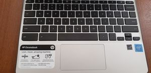 HP Chromebook 11.6 for Sale in Victorville, CA