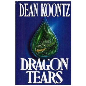 Dean Koontz Dragon Tears Paperback Book for Sale in Anaheim, CA