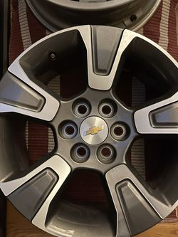 Chevrolet Colorado Rims NEW! 2014-2020 for Sale in San Bruno,  CA
