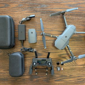 DJI Mavic Pro + Accessories for Sale in Scottsdale, AZ