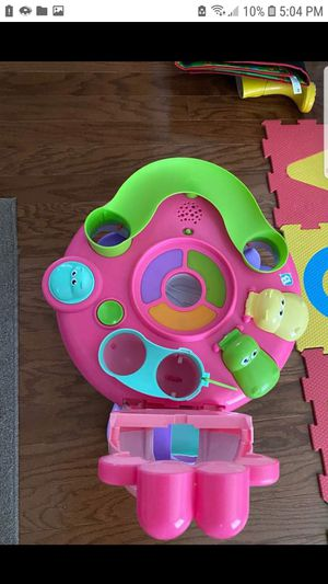 Baby drop toy for Sale in Fuquay-Varina, NC