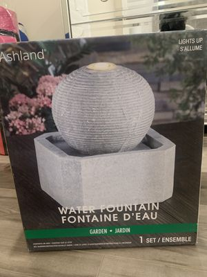 Water Fountain for Sale in Irvine, CA