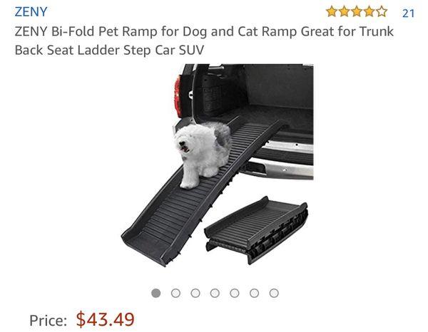 Zeny Pet Ramp