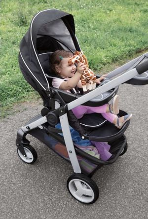 Graco modes click and connect stroller for Sale in Painted Post, NY