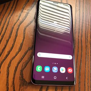 Samsung Galaxy S9 64gb Purple (Factory Unlocked) Excellent Condition for Sale in Oakland, CA