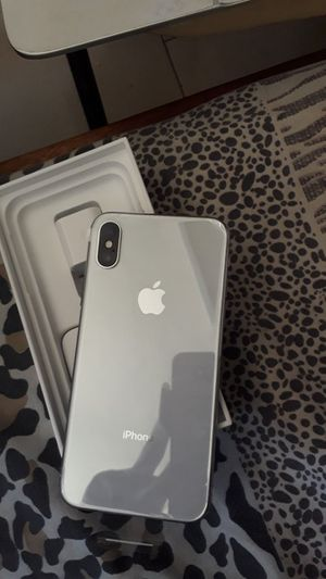 IPhone X Plus for Sale in Chicago, IL