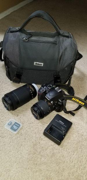 Nikon D3400 for Sale in Costa Mesa, CA