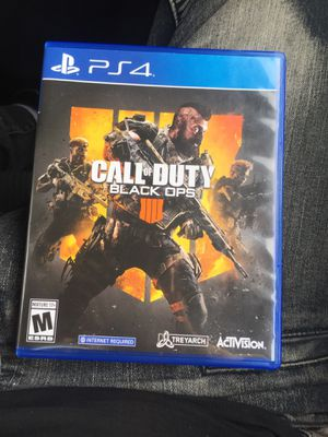 Call of duty 4 for Sale in Downey, CA
