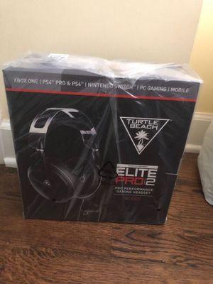 Turtle Beach Elite Pro 2 Headset for Sale in Seattle, WA