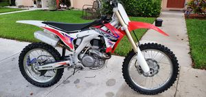 HONDA CRF 450R for Sale in Miramar, FL