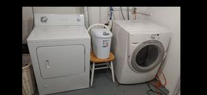Whirpool duet washer and estate gas dryer for Sale in Portage, MI
