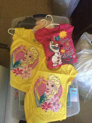 Disney girls t shirts for Sale in Santa Ana, CA