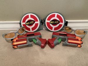 Nerf Gun Set for Sale in Portland, OR