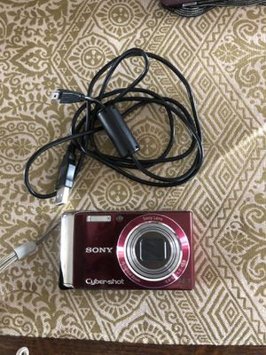 Sony Cyber-Shot Digital Camera for Sale in Davenport, IA