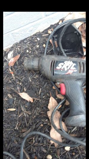 "Skil 6130-01 3/8"" keyless chuck corded drill/driver 3.5 amp motor 2900 rpm for Sale in Fort Washington, MD"
