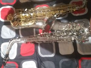 2 Alto saxophones for Sale in Richland, MO