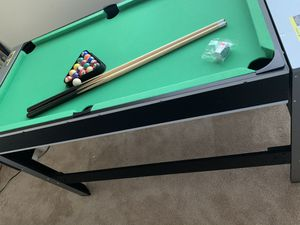 Game table for Sale in Mount Laurel Township, NJ