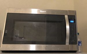 Whirlpool microwave oven for Sale in Hermiston, OR