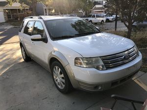 2008 Ford Taurus X for Sale in ROXBOROUGH, CO