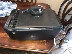 HP Deskjet F4580 | Print • Scan • Copy (Wireless) for Sale in Virginia Beach, VA