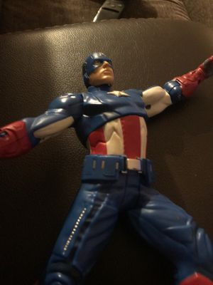 Captain America talks (no shield) for Sale in Lehigh Acres, FL