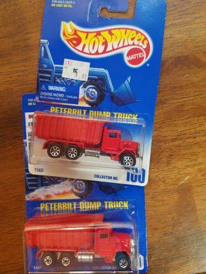 Hot Wheels Peterbilt Dump Truck for Sale in Newburgh, IN