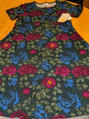 New Lularoe XXS Floral Carly Tunic Dress for Sale in Philadelphia, PA