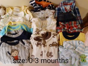 Baby clothes for Sale in Renton, WA