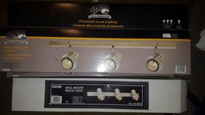 Accent lighting fixtures. Brand new for Sale in Upper Marlboro, MD