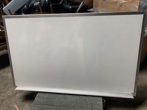 Pre-owned/Used Marker Board with aluminum frame for Sale in Norwalk, CA