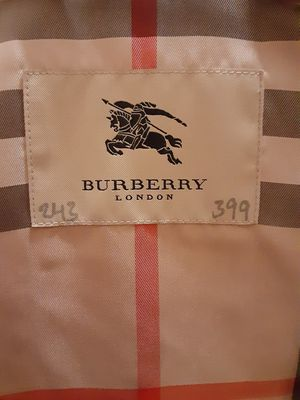 Real burberry jacket for Sale in Tumwater, WA