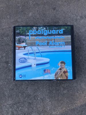 Pool alarm in box and never been used. for Sale in Carrollton, TX