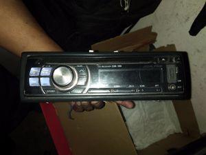 Alpine head unit cd player works no problems $75 for Sale in Phoenix, AZ
