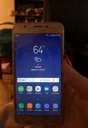 Samsung galaxy j7 refine for Sale in Portland, OR