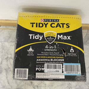 Tidy cats/ Tidy max 4 in 1 for Sale in Springfield, MO