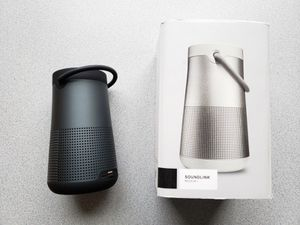 New SoundLink Revolve+ Plus Portable Bluetooth 360 Sound Speakers Generic Brand for Sale in Auburn, WA